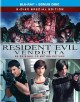 Cover for Resident Evil - Vendetta