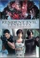 Cover for Resident Evil - Vendetta