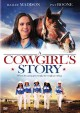 Cover for A cowgirl's story