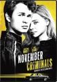 Cover for November Criminals
