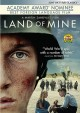 Cover for Land of mine