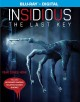Cover for Insidious - The Last Key