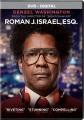 Cover for Roman J. Israel, Esq.