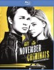 Cover for November Criminals
