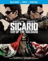 Cover for Sicario: day of the soldado