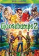 Cover for Goosebumps 2: haunted Halloween