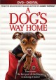 Cover for A dog's way home