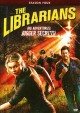 Cover for The librarians. Season four