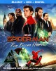 Cover for Spider-man. Far from home