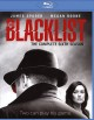 Cover for The Blacklist Season 6