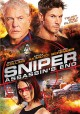 Cover for Sniper: assassin's end