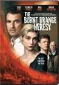 Cover for The burnt orange heresy