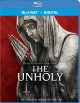 Cover for The unholy