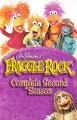 Cover for Fraggle Rock. Complete second season