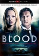 Cover for Blood. Series 1