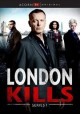 Cover for London kills. Series 1