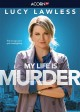 Cover for My life is murder