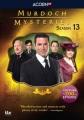 Cover for Murdoch mysteries. Season 13