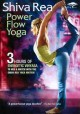 Cover for Power flow yoga