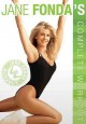 Cover for Jane Fonda's complete workout