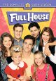 Cover for Full house. The complete sixth season
