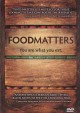 Cover for Food matters