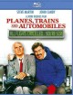 Cover for Planes, trains and automobiles