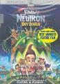 Cover for Jimmy Neutron, boy genius
