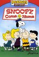 Cover for Snoopy come home