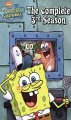Cover for SpongeBob SquarePants. The complete 3rd season