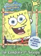Cover for SpongeBob SquarePants. The complete 1st season