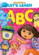 Cover for Let's learn ABCs