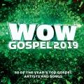 Cover for Wow Gospel 2019