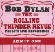 Cover for The Rolling Thunder Revue: the 1975 live recordings
