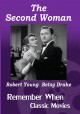 Cover for The second woman