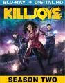 Cover for Killjoys Season Two