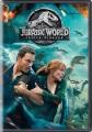 Cover for Jurassic world. Fallen kingdom