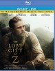 Cover for The Lost City of Z