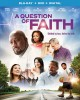 Cover for A question of faith