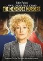 Cover for Law & order true crime: the Menendez murders.