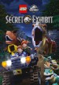 Cover for Lego Jurassic World: The Secret Exhibit