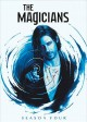 Cover for The magicians. Season four.