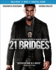 Cover for 21 Bridges.
