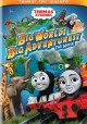 Cover for Thomas & Friends: Big World! Big Adventures! The Movie