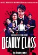 Cover for Deadly Class Season 1
