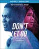 Cover for Don't let go.