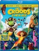 Cover for The Croods: a new age