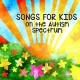 Cover for Songs for Kids on the Autism Spectrum