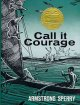 Cover for Call it courage