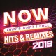 Cover for Now that's what I call hits & remixes 2019.